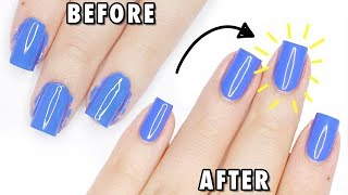 10 ACTUALLY Helpful Tips for People That Are Horrible At Painting Nails