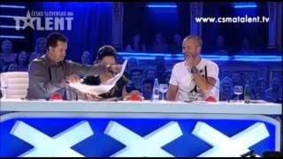 Mr. Embee a Radim Brixí Česko Slovensko má talent 2011