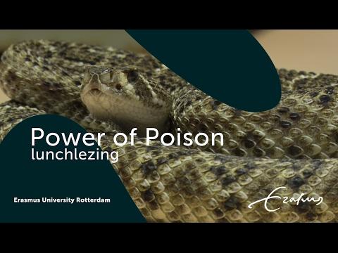 Power of Poison - lunchlezing Erasmus MC