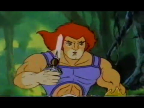 Lion-O's First Encounter With Mumm-Ra