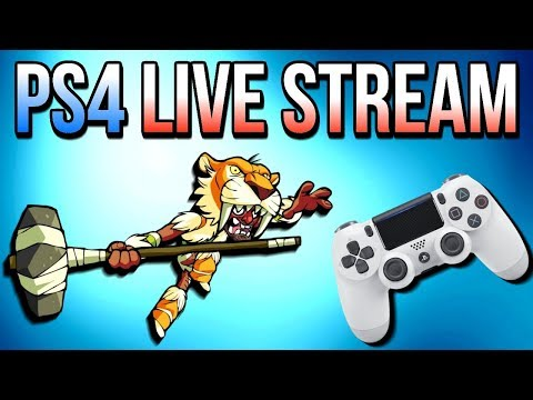 PS4 Viewer Lobby • Come Spar With Me!! • Brawlhalla