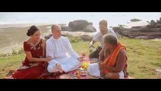 видео Свадебная церемония в Индии