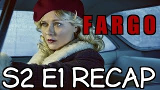 FARGO RECAP - Season 2 Episode 1