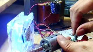 Cara Membuat Power supply  adjust voltage 12 volt