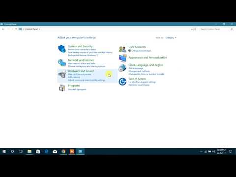 How To Navigate The Device Manager From The Control Panel