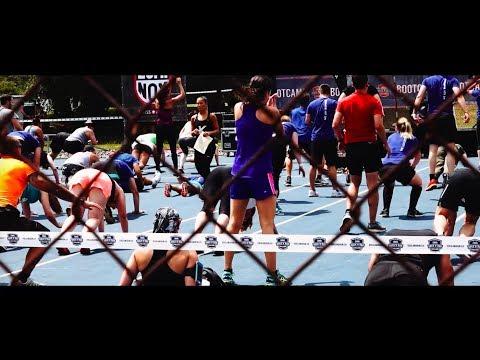 Rock'n'Run Fitness Challenge Zürich 18 - Official Movie