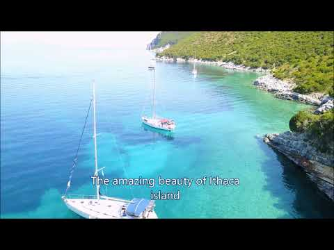 Holidays on a sailing yacht in Greece, Ionian islands | Ithaca