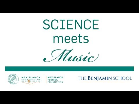 Science Meets Music - How Molecular Machines Determine Brain Function