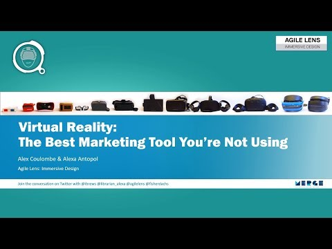 Virtual Reality: The Best Marketing Tool You're Not Using Yet - SMPS NERC 2018