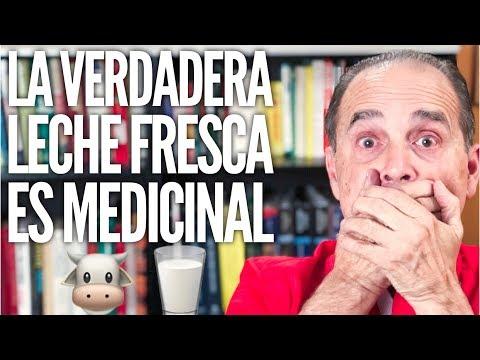 Episodio #1409 La verdadera leche fresca es medicinal