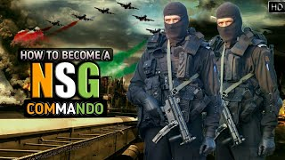 How To Become A NSG Commando - National Security Guard | Indian Special Force (Hindi)