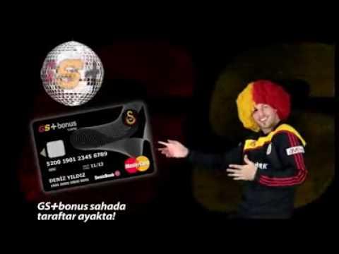 Arda Turan & Lucas Neill GS Bonus Reklamı |New 2010|