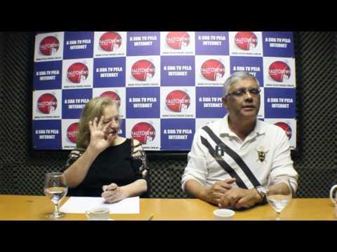 Programa Avanil Ahmad entrevista Luiz Castor 20 05  06