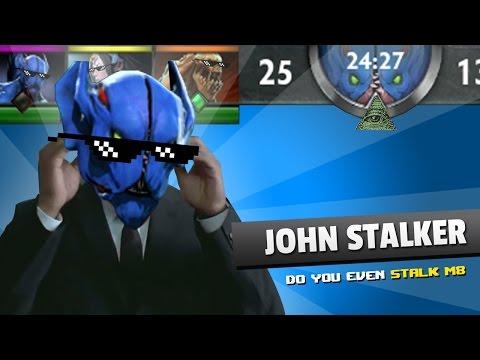 DOTA 2 JOHN STALKER