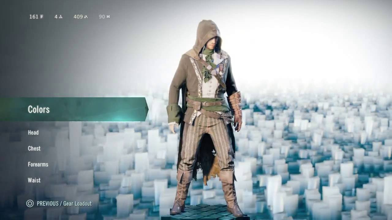 Assassin S Creed Unity How To Get Tailored Prowler Belt By