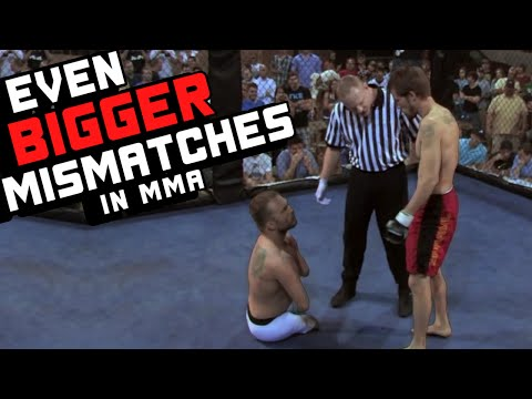 Thumbnail: Even BIGGER Mismatches In MMA