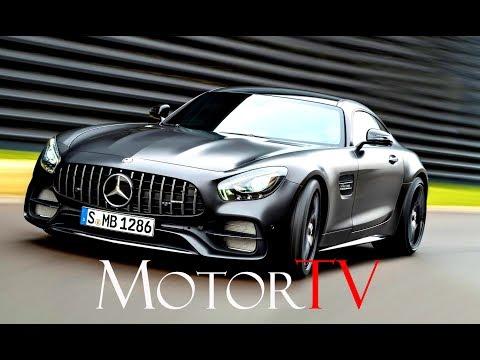 MERCEDES-AMG 50 YEARS CELEBRATION l 15 Models driving scenes l Clip
