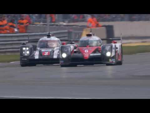 2016 24 Hours of Le Mans - HIGHLIGHTS from 1PM - 3PM