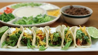 How to Make Tacos   Easy Ground Beef Taco Meat Recipe