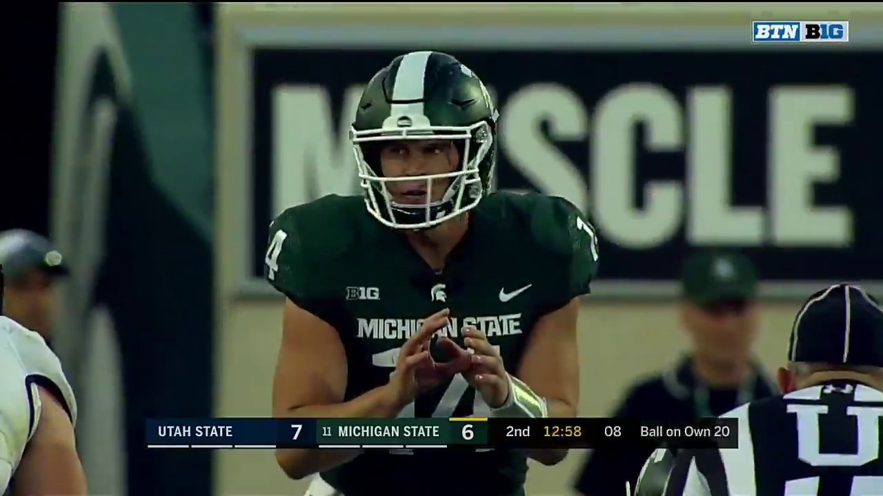 Michigan State football loses to Arizona State on late TD, last-second penalty, 10-7