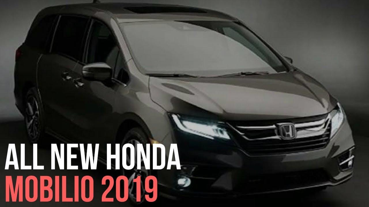 ALL NEW HONDA MOBILIO 2019 INTERIOR AND EXTERIOR YouTube