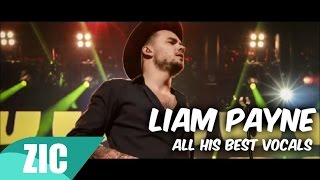 liam payne all his best vocals