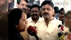 DK Shivakumar On How He Kept Karnataka Congress Lawmakers Together