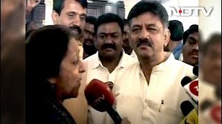 DK Shivakumar On How He Kept Karnataka Congress Lawmakers Together