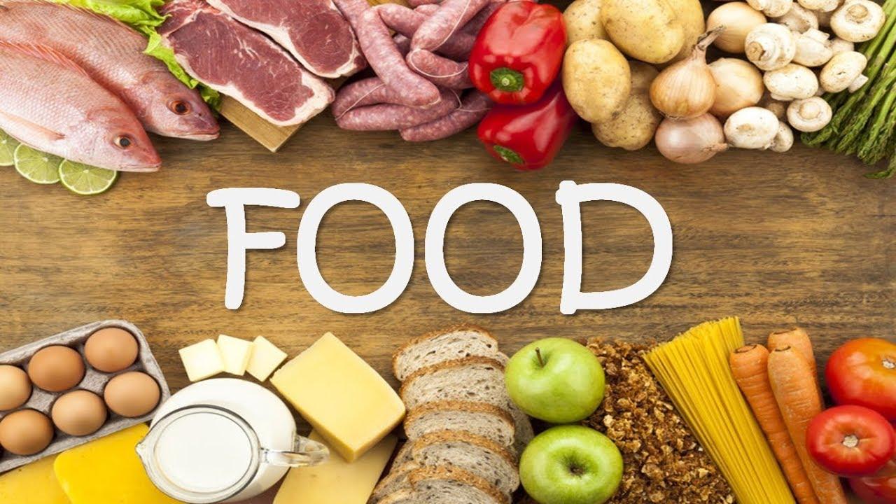 Food (อาหาร) l รู้ศัพท์เรื่องอาหาร รู้ไว้ไม่อดตายI คำศัพท์ภาษาอังกฤษ