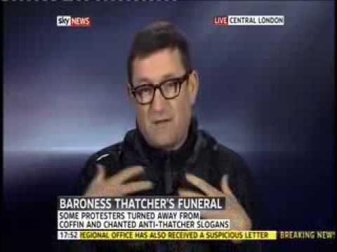 Paul Heaton on reflects on the death of Thatcher