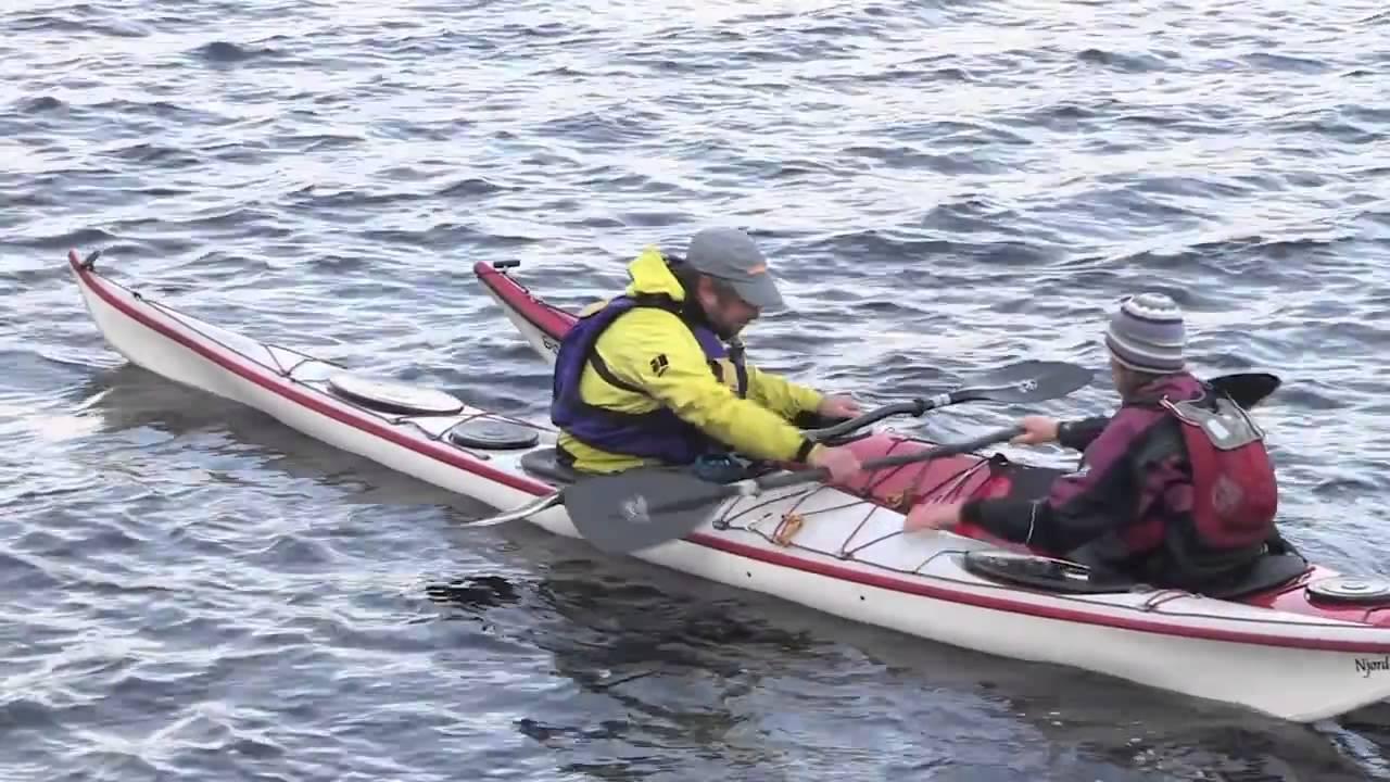 2 Strong Expedition Sea Kayak Repairs