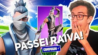 I SPENT RAGE PLAYING WITH NINJA-(Fortnite Battle Royale)-RICK SANTINA