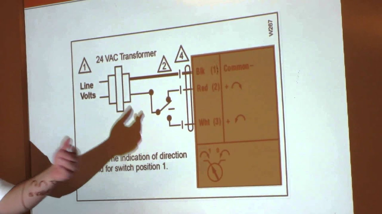 belimo 101 video 8 youtube belimo actuator wiring guide belimo actuator wiring [ 1280 x 720 Pixel ]