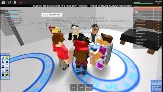 ROBLOX: Roblox High School: Playing Truth or Dare! with my friends!