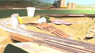 Building a model railroad: Model Railroader's Bay Junction part 1