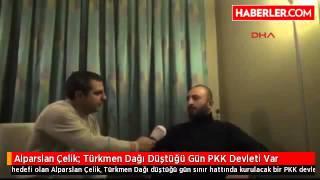 Gambar cover Alparslan Çelik: Türkmen Dağı Düştüğü Gün PKK Devleti Var