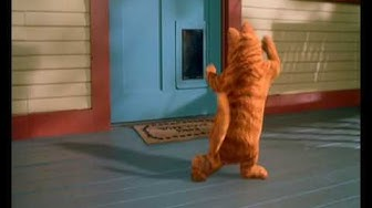 GARFIELD - Baha Man ( Who Let The Dogs Out)