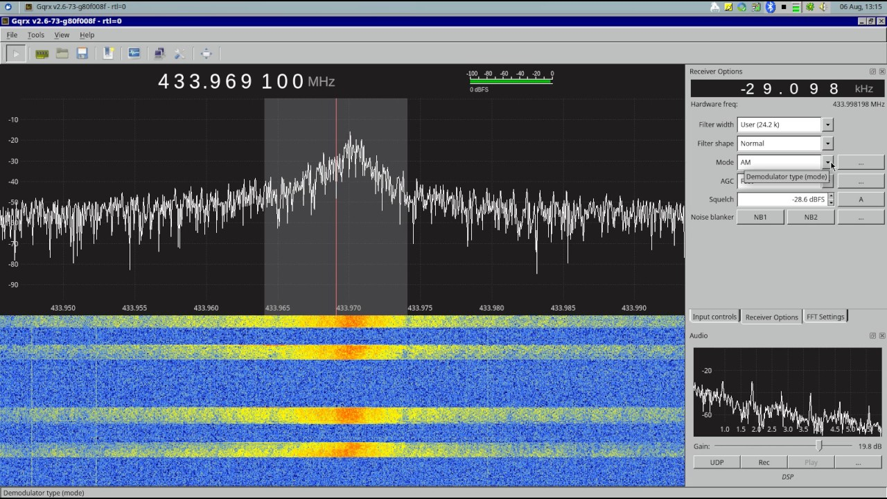 RF Signal Analysis - Exploitee rs