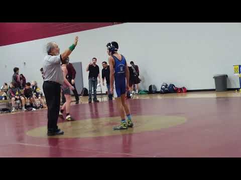Wrestling for Severance Middle school