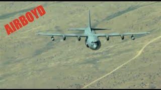 EC-130H Compass Call Air Refueling