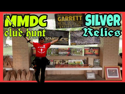SILVER!!! Seeded Club Hunt - Memphis TN Club Hunt - Speed Metal Detecting | Damage Control