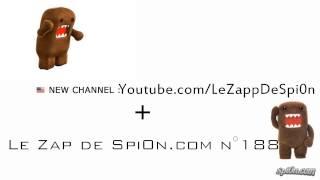 Le Zap De Spi0n Com N 188 Info Video