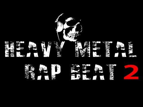 Heavy Metal Rap Beat #2 [Dark Guitar Instrumental 2018]