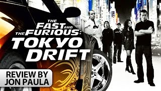 The Fast And The Furious: Tokyo Drift -- Movie Review #JPMN
