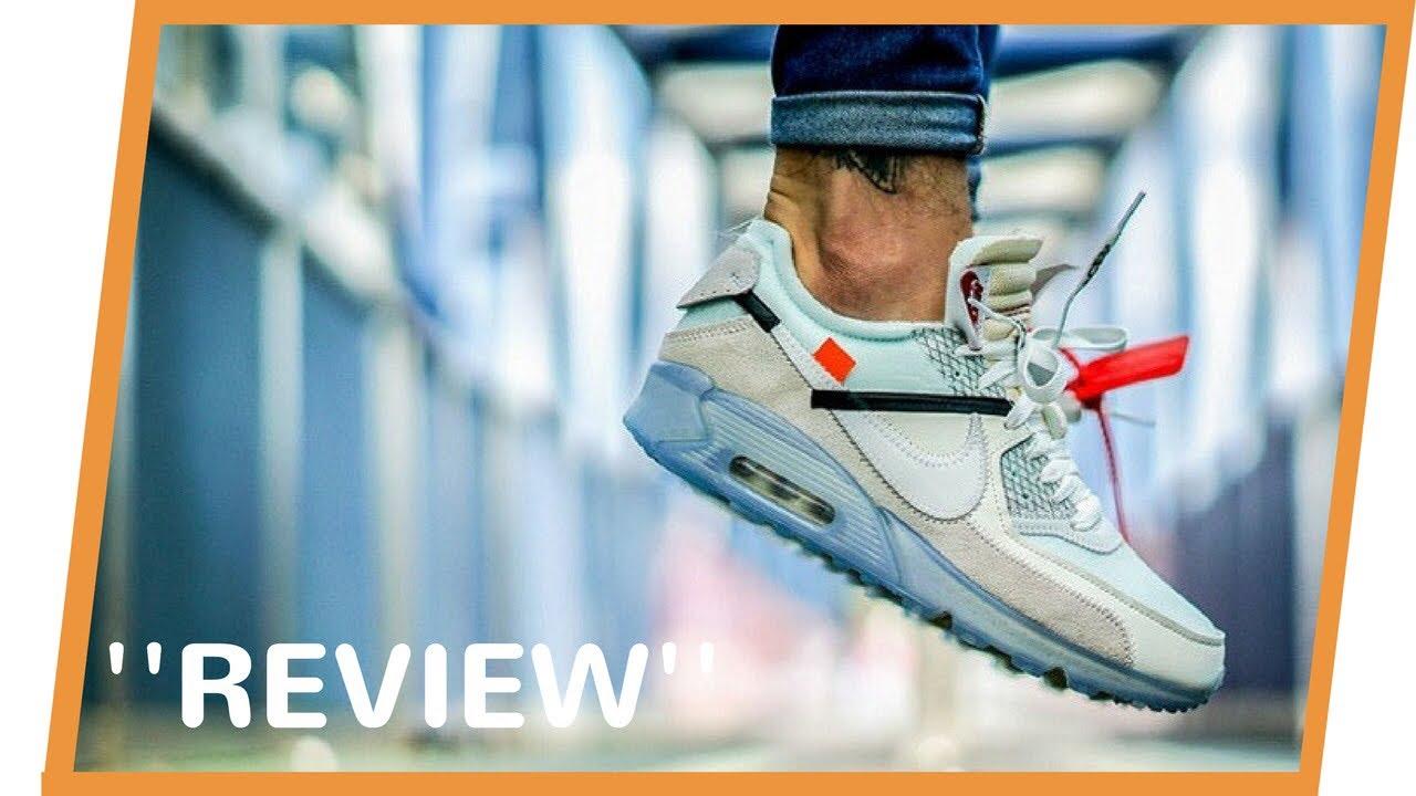 Nike x OFF White Air Max 90