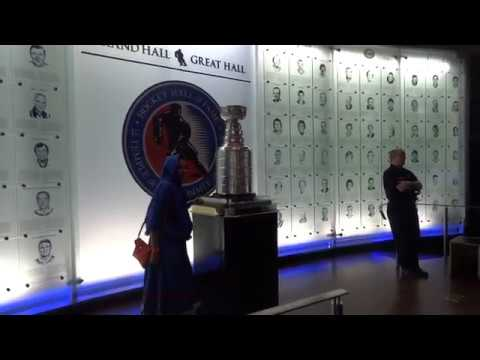 Stanley Cup, Hockey Hall of Fame, Toronto