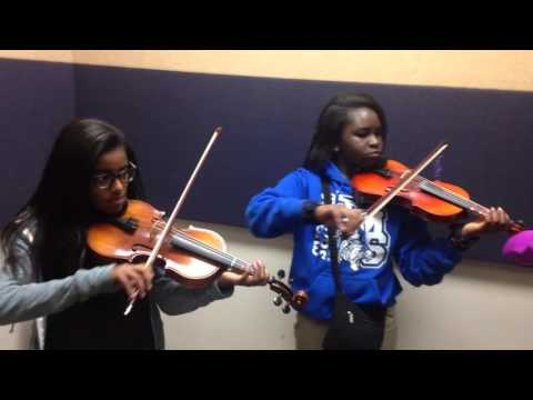 Terry Middle School Orchestra Recruitment Video
