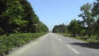 北海道道442号サロマ湖公園線