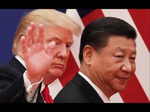"""5/17【焦点对话】特朗普祭出""""贸易核弹"""",华为中兴前景不明  美中贸易战升级,习近平态度大翻转?"""