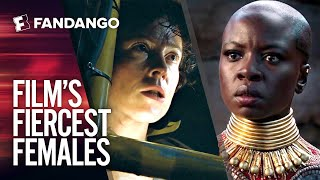 The Most Badass Women in Movies | Movieclips